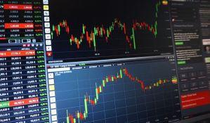 Loš start nedelje na domaćoj berzi, pad akcija vodećih kompanija