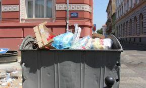 Novosađani dnevno naprave kilogram smeća