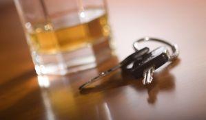 Trajno oduzimanje vozila onima koji voze pijani