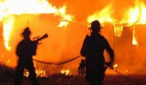 Najmanje 10 radnika poginulo u magacinu u Sibiru
