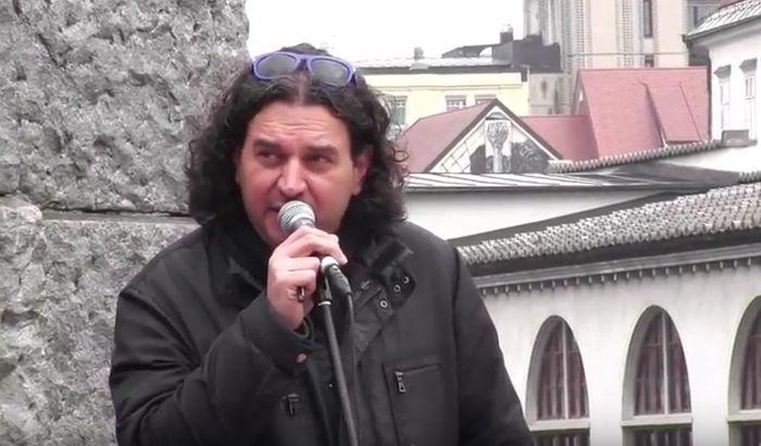 Ubijen slovenački glumac