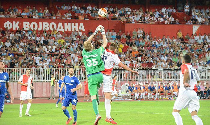 Vojvodina protiv Ružomberoka na startu kvalifikacija za Ligu Evrope