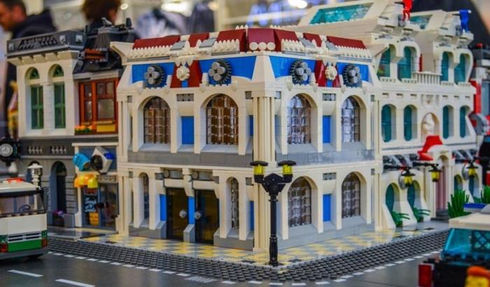 Izložba lego kocki za vikend u Sremskoj Mitrovici