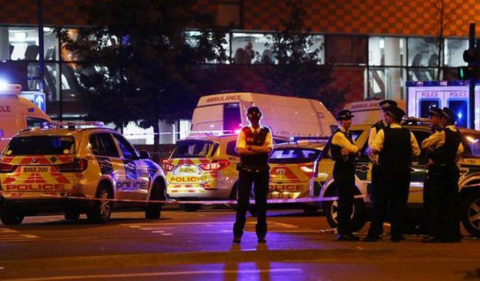 Novi napad u Londonu, kombijem uleteo među ljude