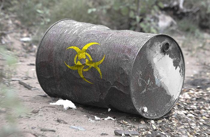 Opasan otpad kod Pančeva i Bavaništa pripada firmi protiv koje već postoji prijava