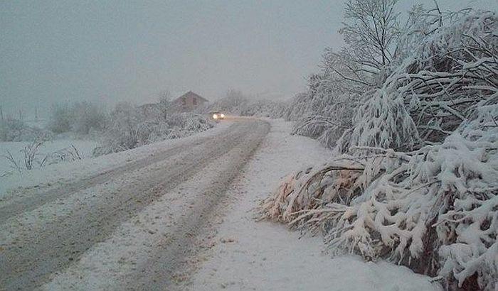 Slovačka: Lančani sudar 40 vozila zbog snežne mećave