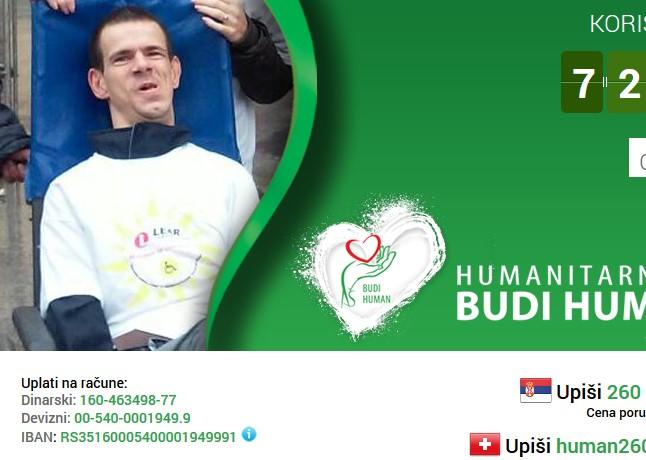 Kupovinom bedževa na Fruškogorskom maratonu pomažete lečenju Borka Ninića
