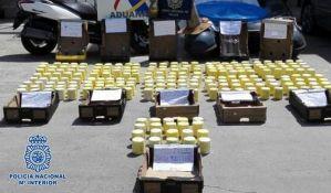 U ananasima skriveno 745 kg kokaina