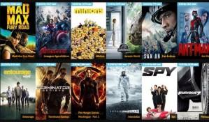 Najbolji sajtovi za gledanje filmova online