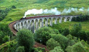 Ljubitelji Harija Potera upozoreni da ne prilaze vijaduktu za Hogvorts
