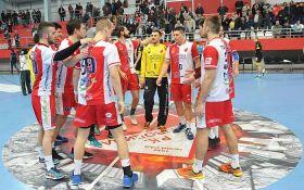 Rukometaši Vojvodine po peti put šampioni Srbije