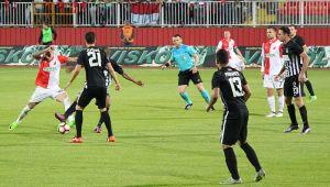 Vojvodina zaustavljena u polufinalu Kupa