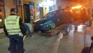 FOTO: Pijani vozač izazvao udes u Pap Pavla, žena teško povređena