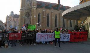 Danas novi protest