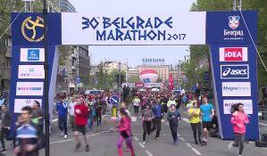 Olivera Jevtić i Stiven Kipngetič Katam pobednici Beogradskog maratona