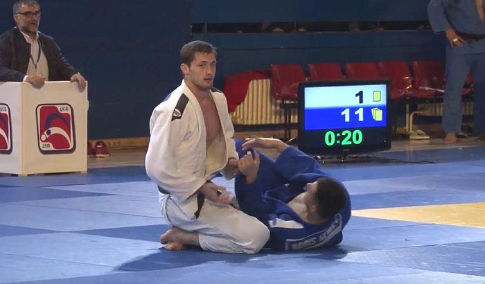 Aleksandar Kukolj prvak Evrope u džudou