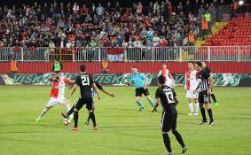 Od subote prodaja karata za utakmicu Vojvodina - Partizan