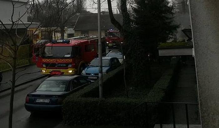 Petoro povređeno u udesima, dvoje u požaru na Podbari