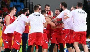 Košarkaši u grupi sa Rusijom i Turskom na EP