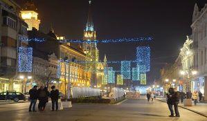 FOTO: Grad raspisao tender za novogodišnju rasvetu