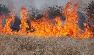 VIDEO: Učestalo paljenje njiva u Pančevu