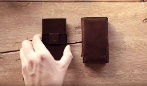 Novi pametni novčanik na kom možete da slušate muziku