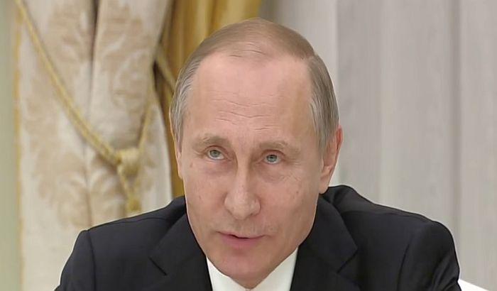 Ženski parfem inspirisan Putinom