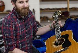 Gitara Erika Kleptona uskoro na aukciji
