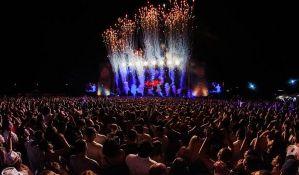 Preko 20.000 turista na Sea Dance festivalu
