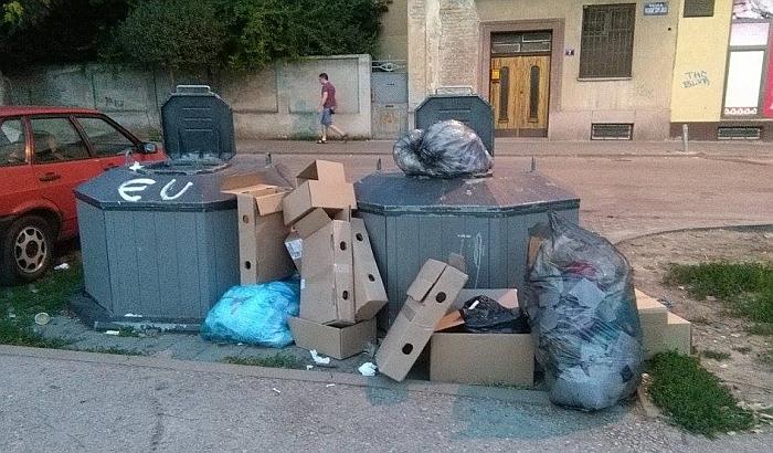 Novi Sad dobija čuvare kontejnera,