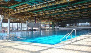 Od utorka renoviranje hola bazena na Spensu