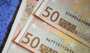 Oprezno sa novčanicama od 50 evra