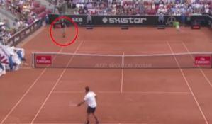 VIDEO: Prekinuo teniski meč da bi salutirao nacističkim pozdravom