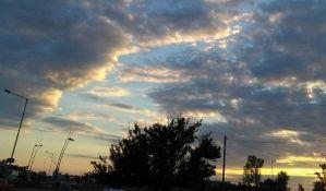 Naredne sedmice oblačno i sparno