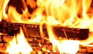 Veliki požar kod Gornjeg Milanovca, gore hektari i bliži se kućama