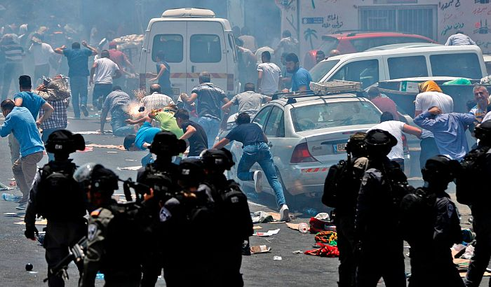 Napad na ambasadu: Jordanac ubijen, Izraelac ranjen