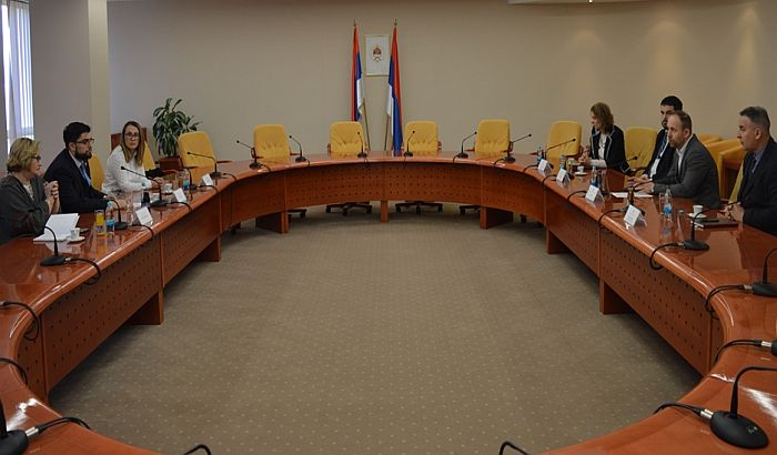 Dogovoreni zajednički projekti Skupštine Vojvodine i parlamenta Republike Srpske
