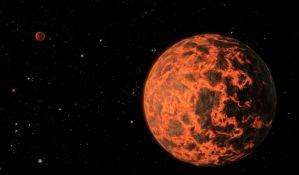 Otkrivena najvrelija planeta