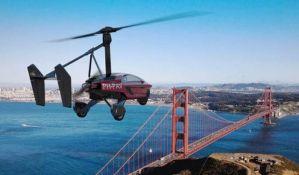 U prodaji prvi leteći automobili za 400.000 dolara