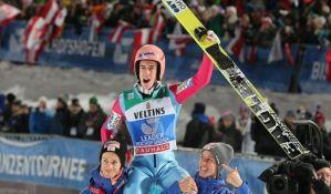 Stefan Kraft trijumfovao u skokovima u Pjongčangu