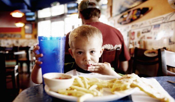 Restoran daje popust za pristojnu decu