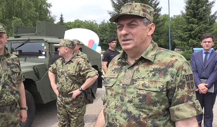 Diković: Srbiji treba raketni sistem PVO dometa 400 kilometara