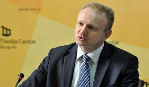 Đilas podneo ostavku na mesto predsednika KSS
