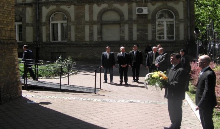 Komemoracijom obeležena godišnjica deportacije novosadskih Jevreja