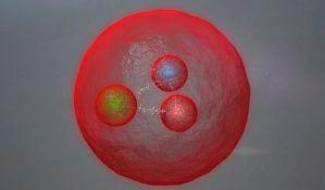 Pronađena nova subatomska čestica