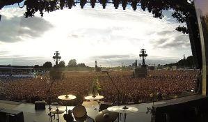 VIDEO: Ovako zvuči kad 65.000 ljudi peva