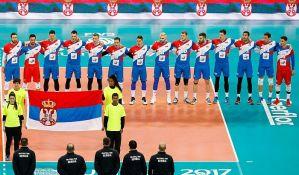 Odbojkaši Srbije izgubili od SAD, borba za polufinale sa Francuskom