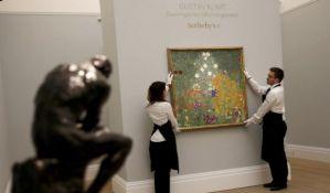 Slika Gustava Klimta prodata za 59 miliona dolara