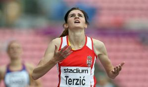 Amela Terzić postavila nacionalni rekord