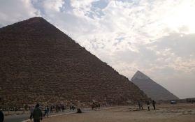 Pronađena tajna soba u Velikoj piramidi